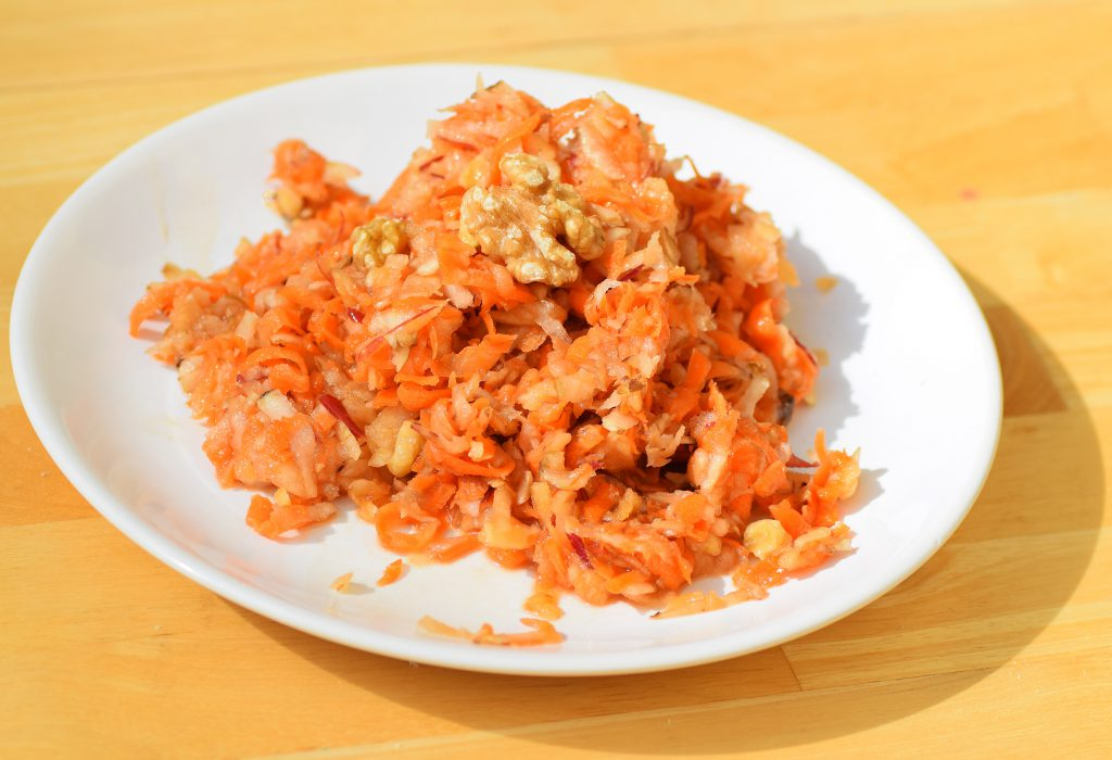 Corona - Salat (Stärkung Immunsystem)